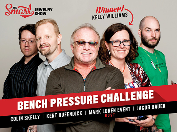 INSTORE's Bench Pressure Challenge a Hit!
